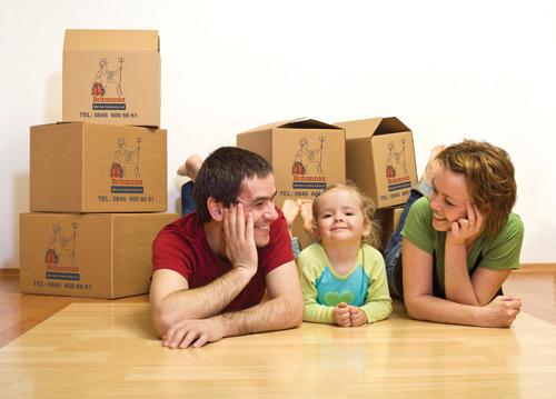 Những việc gia chủ nên làm khi dọn về nhà mới