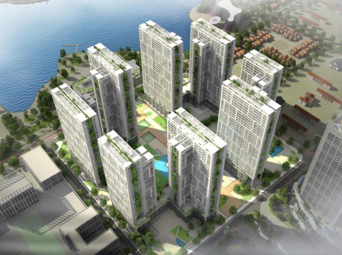 Suất ngoại giao A7 Chung cư an Bình City