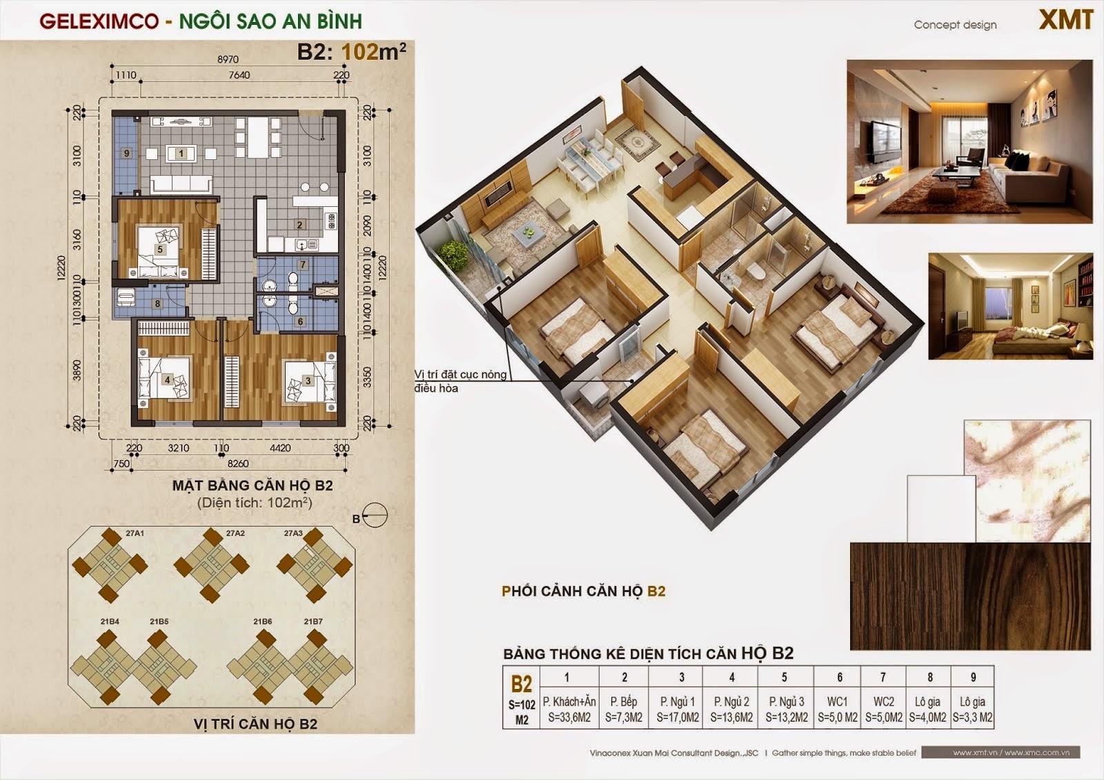 Bán căn hộ chung cư green star vào ở ngay tại 233 Phạm Văn Đồng