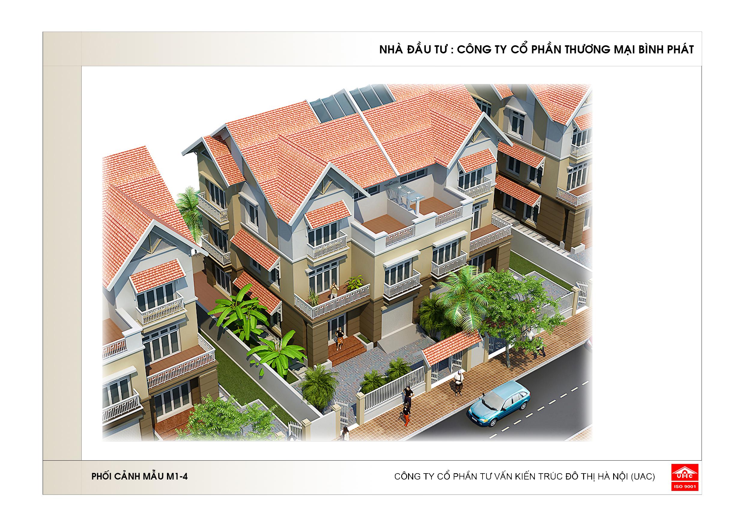 Bán Biệt Thự TT2 - Thành phố giao lưu