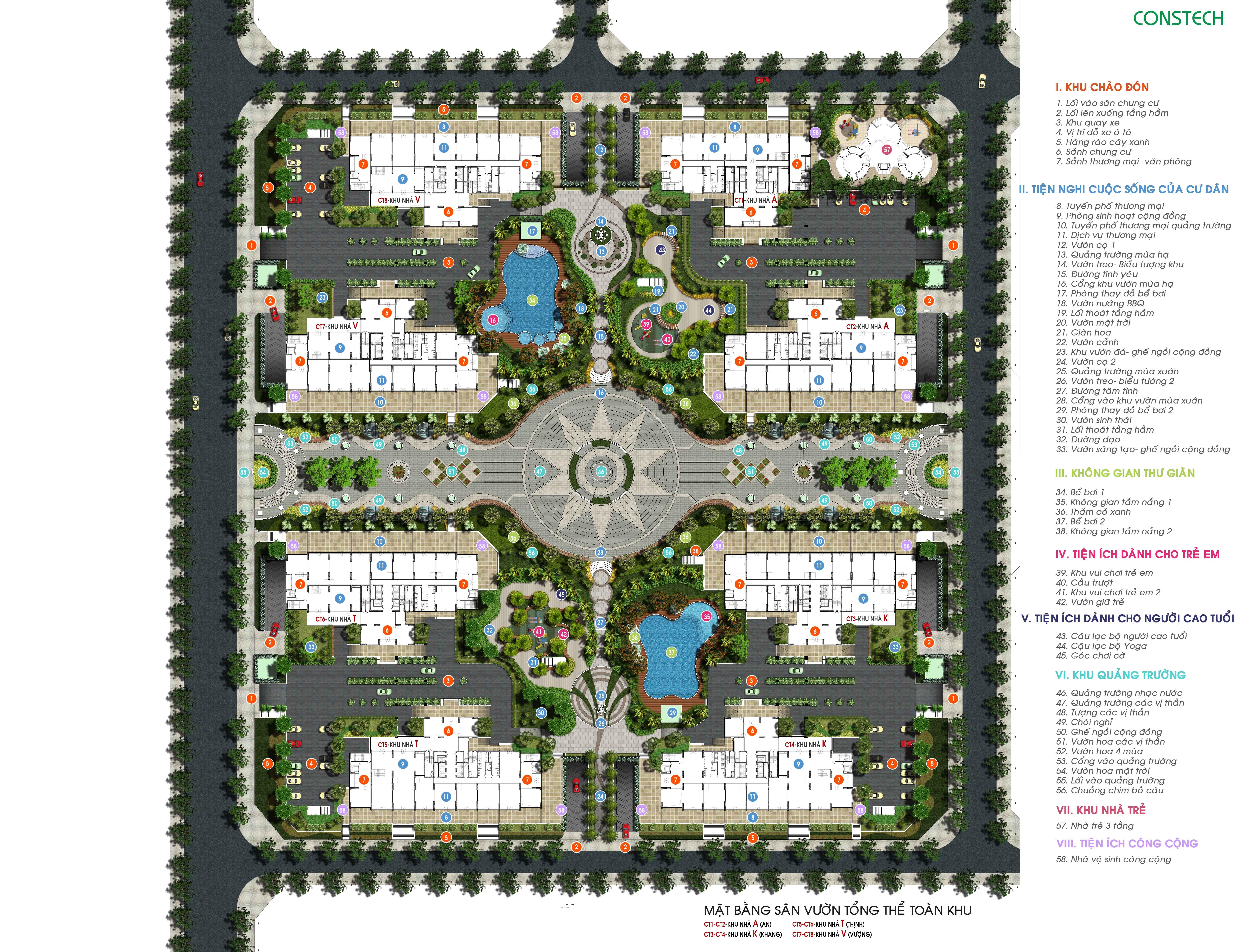 Đánh giá các căn góc tòa A5 chung cư An Bình city
