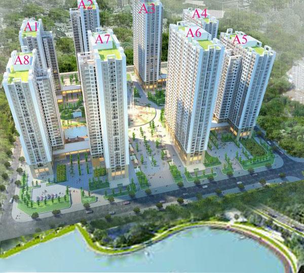 Chung cư an Bình City - Cổ nhuế 1 - Bắc Từ Liêm - Hà Nội