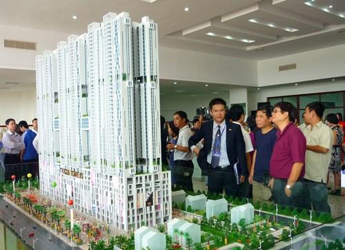Giao dịch bất động sản giảm