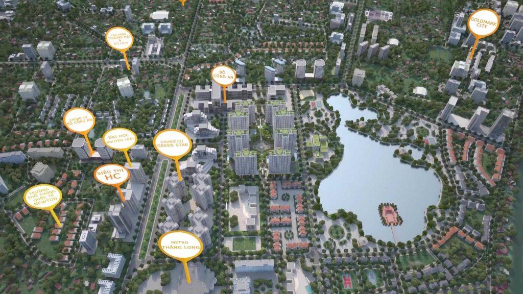 Hạ Tầng Chung cu An Binh City