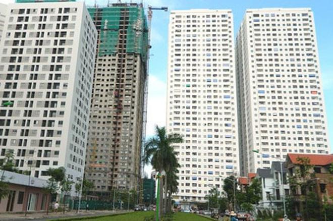 Lộ diện loạt chung cư Hà Nội khuyến cáo không nên mua