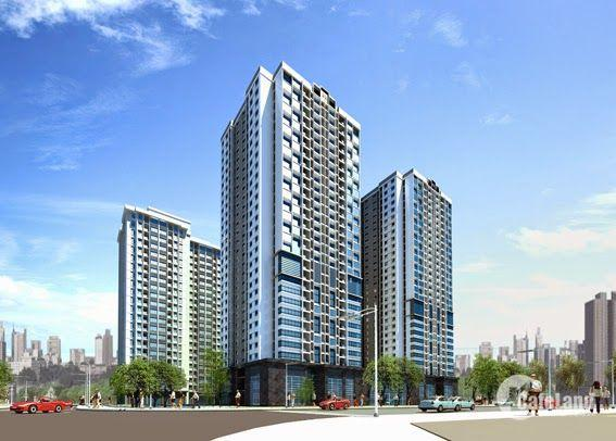 Bán gấp căn hộ chung cư ở Nam Trung Yên, Cầu Giấy, Hà Nội