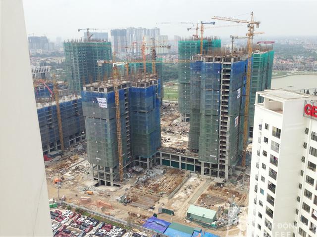 Tiến độ thi công dự án An Bình City ngày 27/07