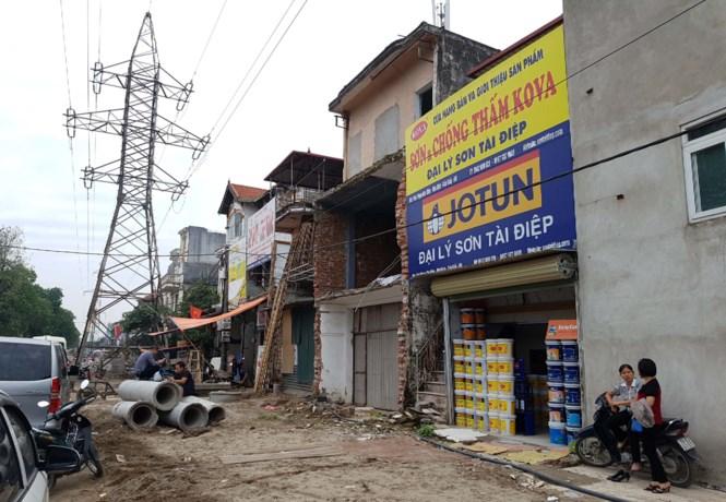 Thổi giá đất phố dời cây xanh Phạm Văn Đồng Hà Nội