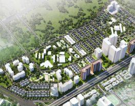 Dự án Khu đô thị Tây Nam Kim Giang